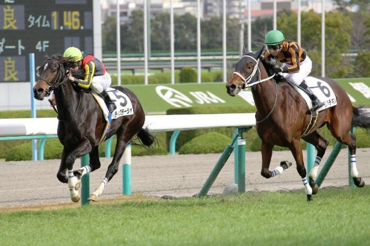 430キロの「小柄な牝馬」が逃げ切りV ティグラーシャに高評価