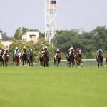 2021日本ダービー直線・シャフリヤール3